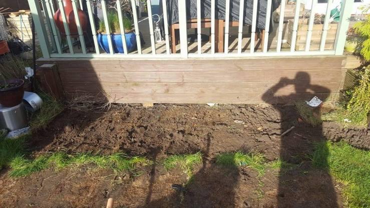 magdelen green garden 33 march 17